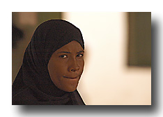 Young Omani Woman
