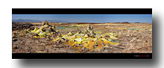 Panorama des Dallol