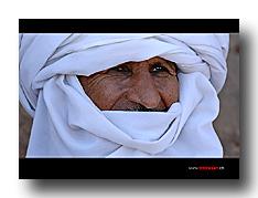 Tuareg - einer unserer Fahrer