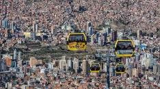 LUftseilbahnüber La Paz