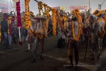 Kumbh Mela 2019 in Allahlabad