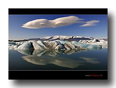 Gletscherlagune des Jakülsarrlon