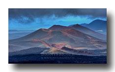 Blick vom Vulkan Tolbatschik