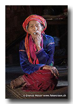 Ba Laung Frau