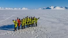 Fotoreise Spitzbergen im April 2019